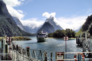Miford Sound - New Zealand